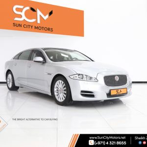 JAGUAR XJL LUXURY