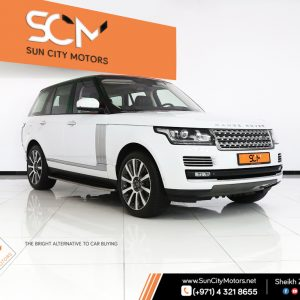 RANGE ROVER VOGUE SE – SUPERCHARGED