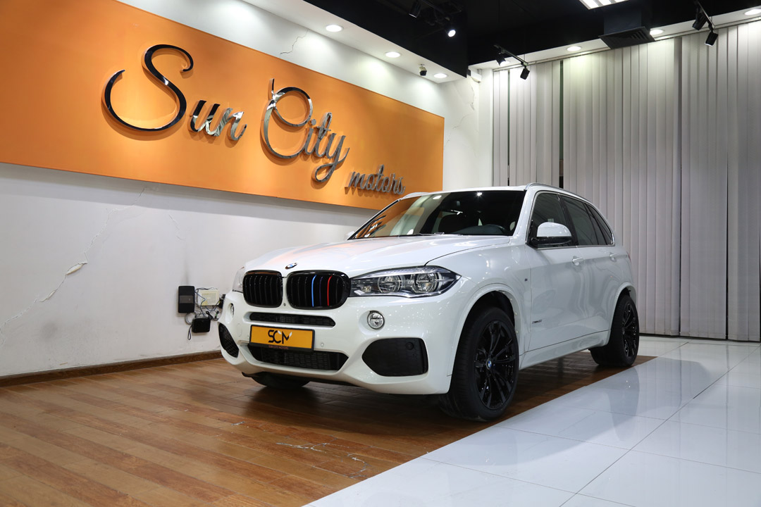 BMW X5 xDRIVE 50i – M KIT
