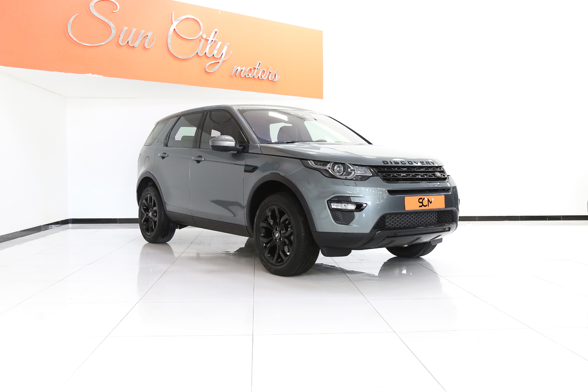 Land Rover-Discovery Sport