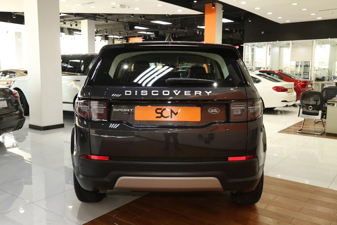 LAND ROVER DISCOVERY SPORT P200 – S