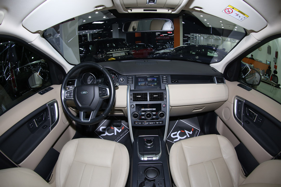 LAND ROVER DISCOVERY SPORT HSE Si4