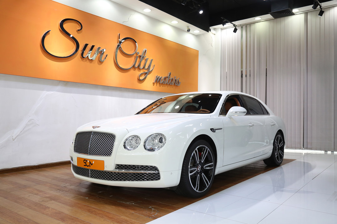 Bentley-Flying Spur