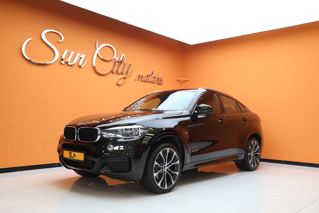 BMW X6 M-KIT xDRIVE35i
