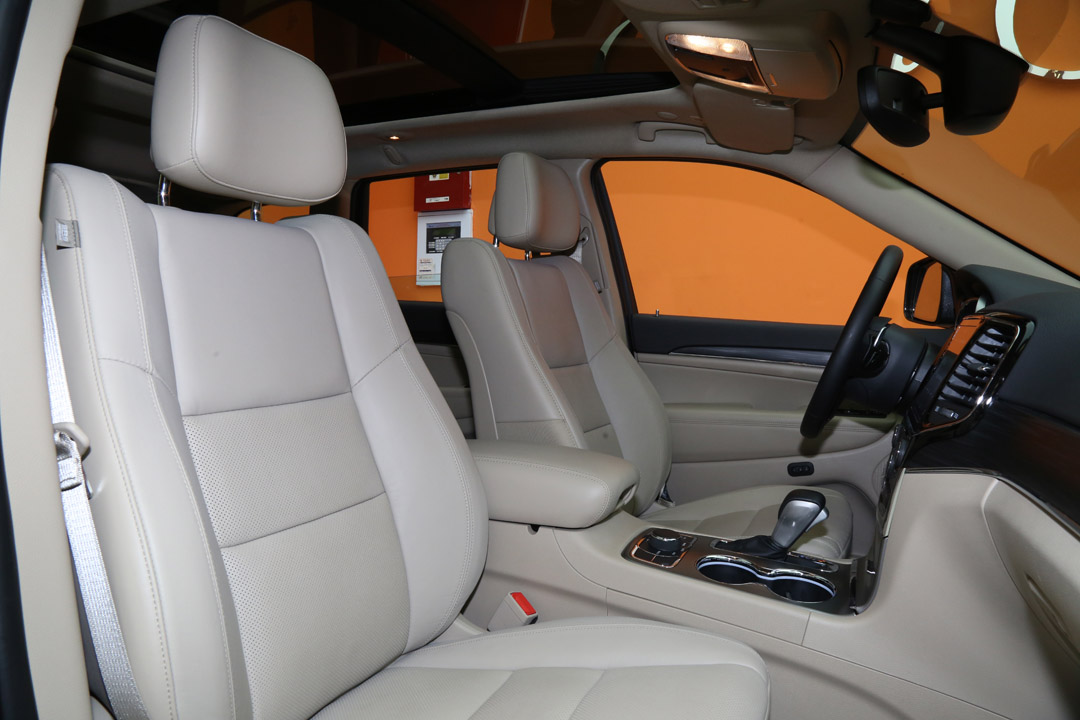 JEEP GRAND CHEROKEE 4×4 LIMITED