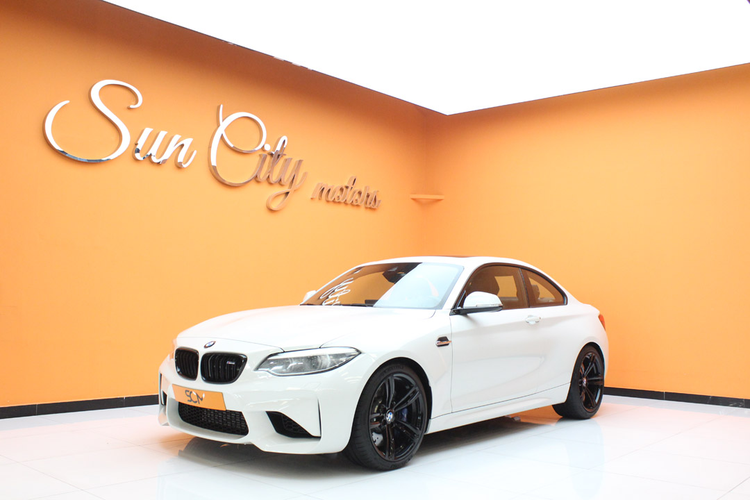 BMW M2 COUPE (M-PERFORMANCE)