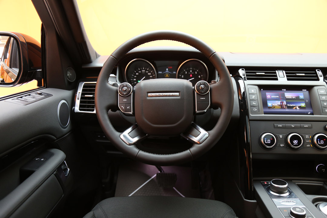 LAND ROVER DISCOVERY Si6