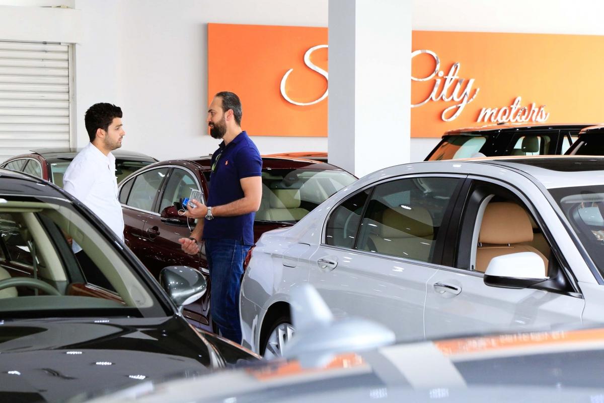 Used Luxury Cars Dubai