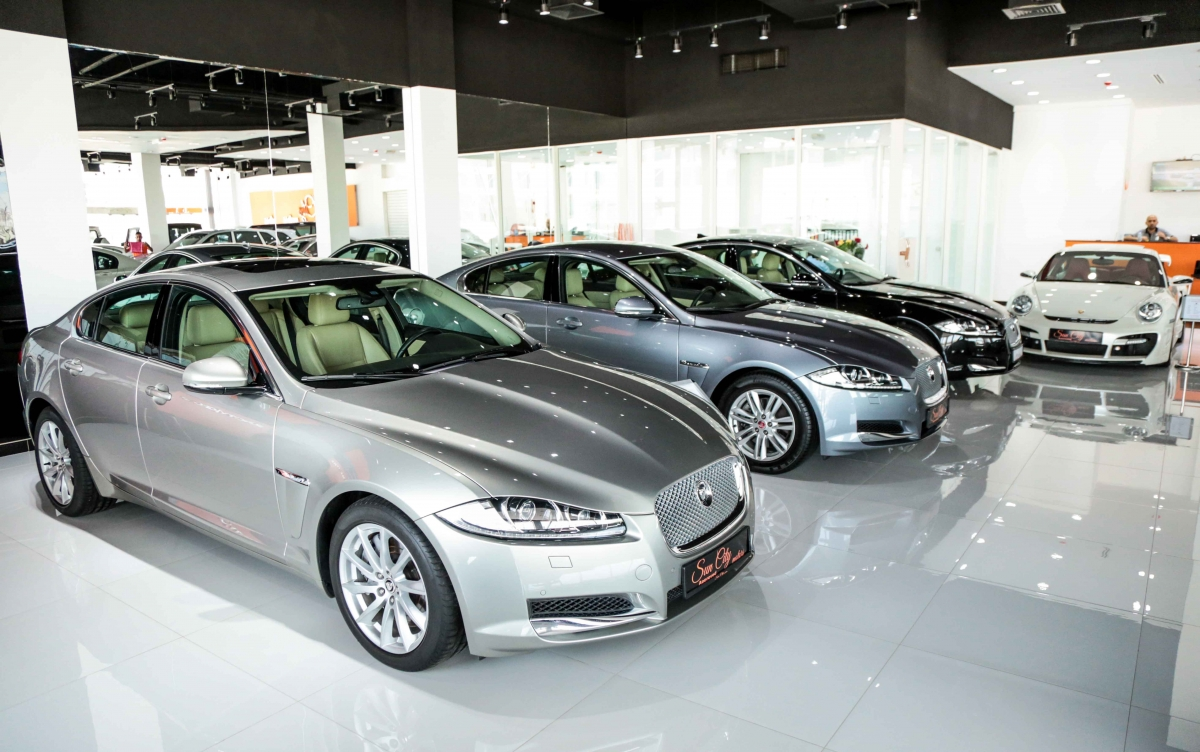 Buy Used Jaguar Dubai