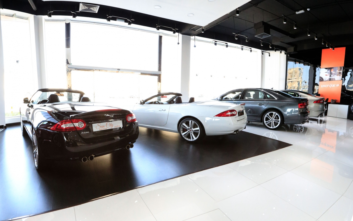 Pre Owned Jaguar UAE